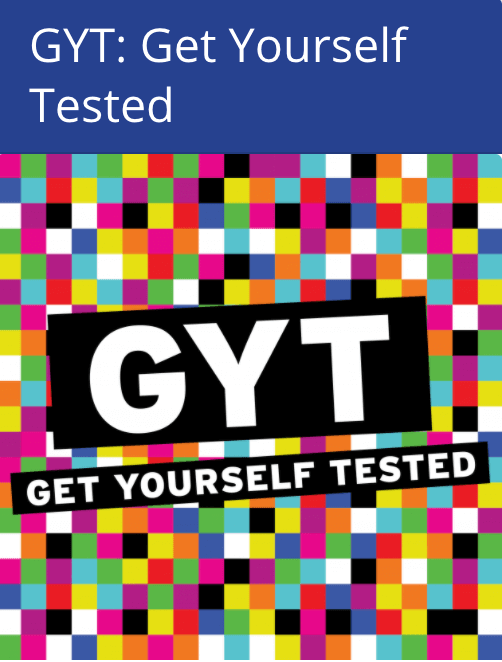 GYT: Get Yourself Tested