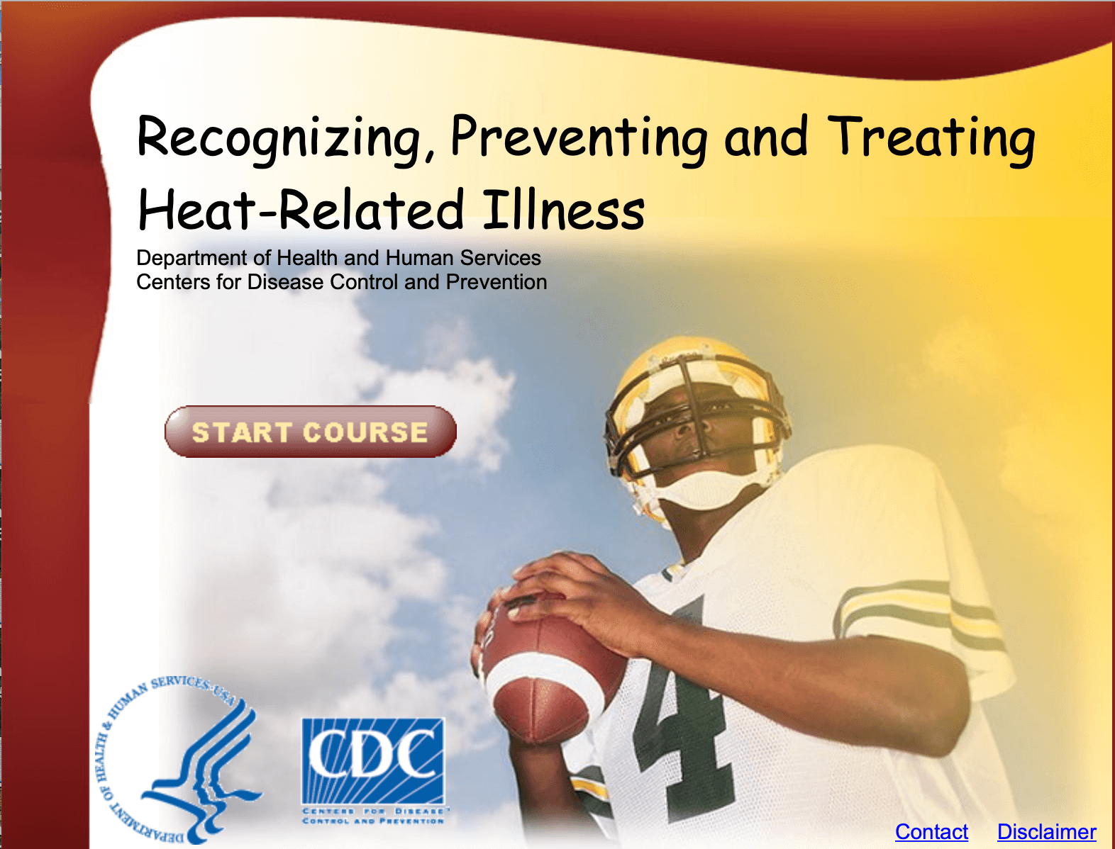 Recognizing, Preventing and Treating Heat-Related Illness